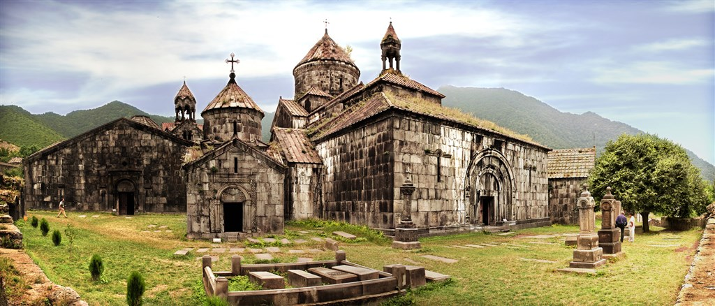 klášter Haghpat - Arménie