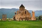 klášter Odzun - Arménie