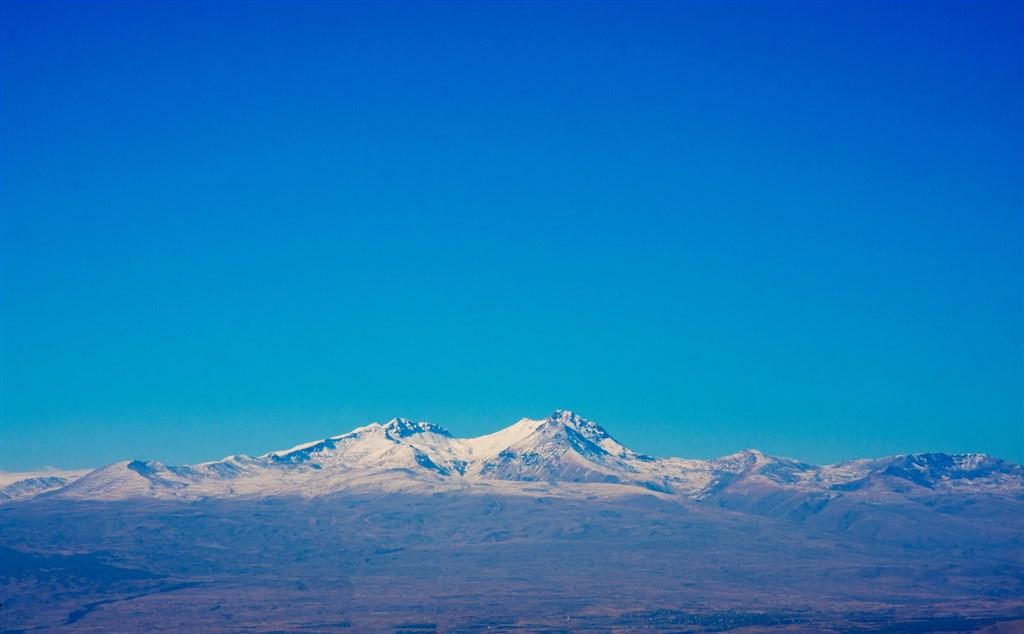 posvátná hora Ararat - Arménie