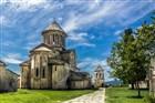 Kutaisi - klášter Galeti - Gruzie