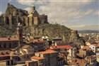 město Tbilisi v Gruzii