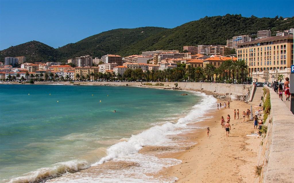 Korsika - Ajaccio