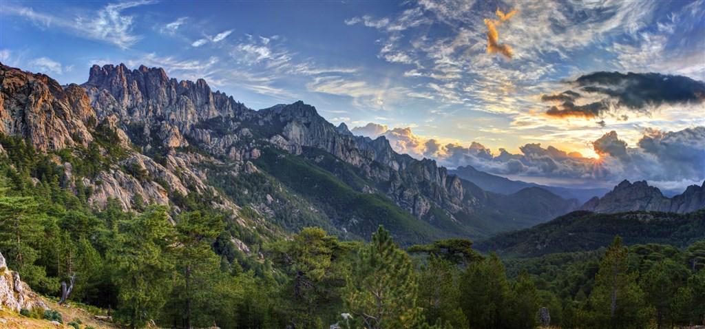 Bavella - Korsika