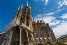 Sagrada Familia - Bacelona - Španělsko