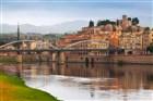 město Tortosa - Španělsko