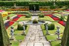 Hampton Court - zahrady