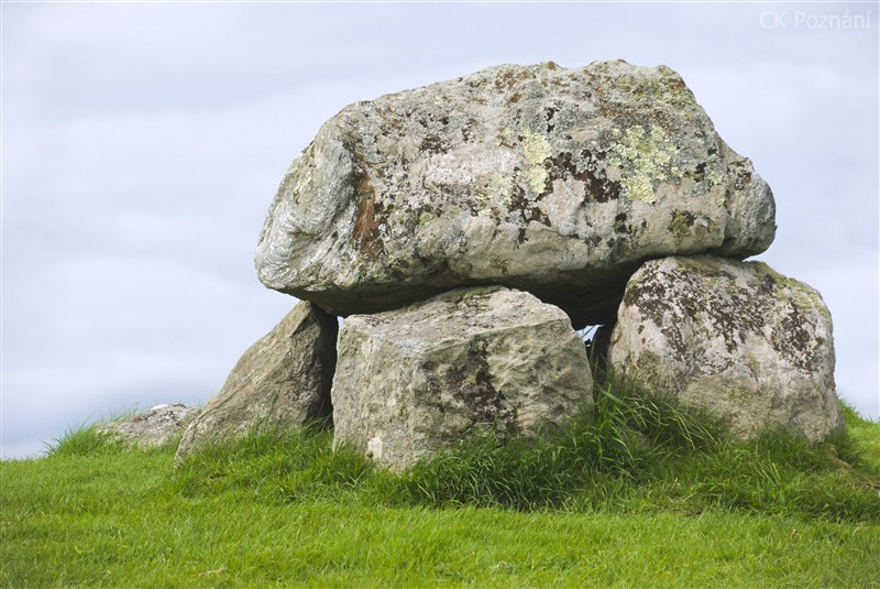 Irsko - Sligo - Carrowmore