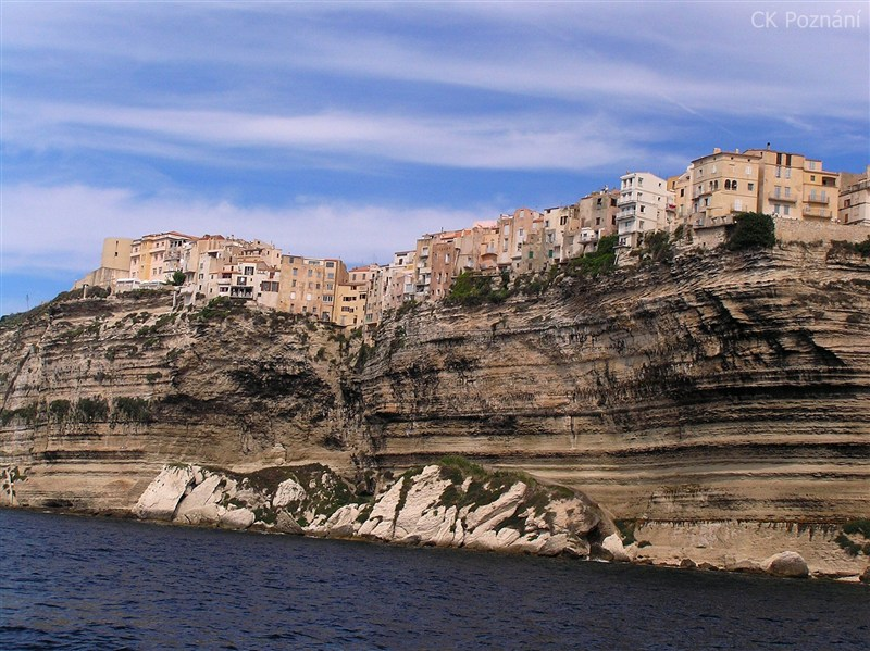 Korsika - Bonifacio