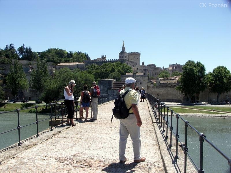 Francie - Provence - Avignon