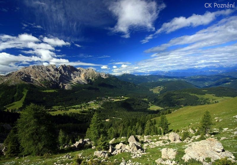 Italsk Dolomity