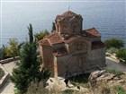 Na břehu Ohridského moře