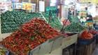 Mexico City - Mercado de la Merced - Mexiko