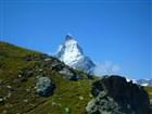Matterhorn 4 478 m n. m.