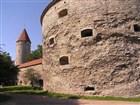Talin, Estonsko - 'Tlustá Margarita' - dělostřelecká bašta