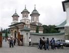 Rumunsko - Klášter, který dal jméno městečku Sinai