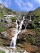 Rumunsko - vodopád Buce Puza