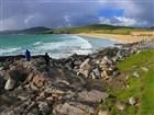Skotsko - Lewis - Vnější Hebridy