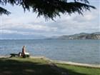 Riviera na Ohridském jezeře