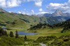 Rakousko - údolí Lechtal, Hochtannbergpass