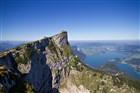 Rakousko - hora Schafberg