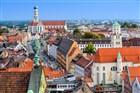 Augsburg - staré město