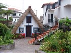 Madeira - Santana - tradiční domek