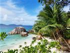 ostrov La Digue - Seychely