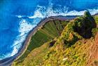 Madeira, útesy Cabo Girao