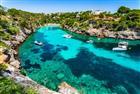 Španělsko - Mallorka - zátoka Cala Pi