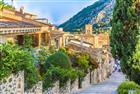 Španělsko - Mallorka - městečko Pollenca