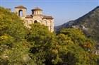 Bulharsko - Bačkovský monastýr