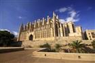 Mallorca - katedrála v Palma de Mallorca