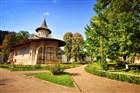 Rumunsko - klášter Voronet