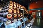 Irsko - Dublin - Guinness - storehouse