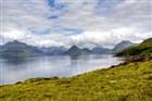 Skotsko - Vnější Hebridy - ostrov Isle Of Skye - Cuillin Mountains