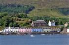 Skotsko - Vnější Hebridy - ostrov Isle Of Skye - Portree
