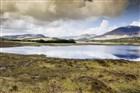Skotsko - jezero Loch Tulla