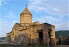 Arménie - klášter Tatev