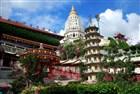 Malajsie - Penang Kek Lok Si - chrám
