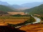 Albánie - krajina v okolí Gjirokastry