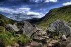 Irsko - Wicklow mountains