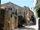 Francie - Provence - malebné městečko Lacoste