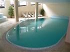 Dolomity - NP Stelvio Orter - bazén v hotelu