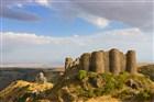 pevnost Amberd - Arménie