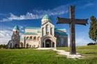 katedrála Bagrati - Kutaisi - Gruzie