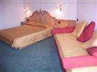 Italské Dolomity - Cima Rosetta - hotelový pokoj